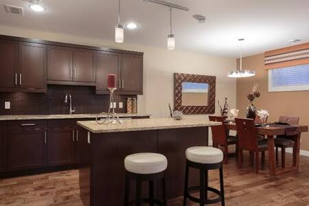 New Home - Two Rooms  - Private Ensuite - Winnipeg - Entire Floor