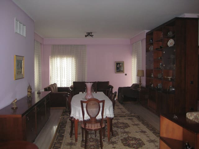 Whole-floor apartment in Halandri near metro