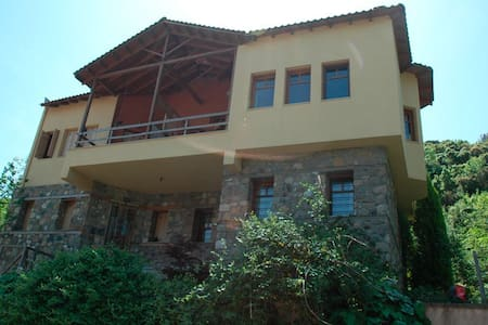 Private House with View in Stavro - Paralia Stavros