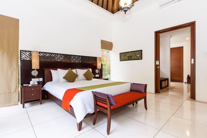 Amazing eco-surroundings villa1 with private pool - Kediri - Villa