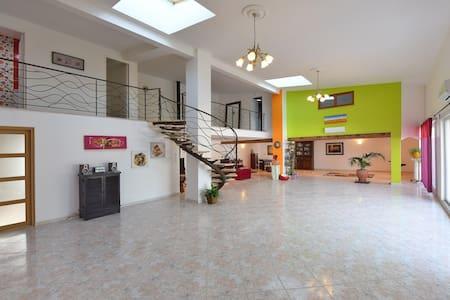 Loft neuf de 350m2 + jardin - Aimargues