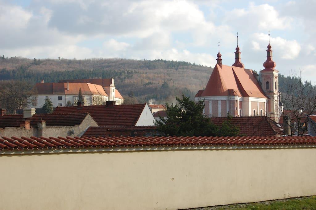 Jedno z nejkrásnějších městeček v České republice