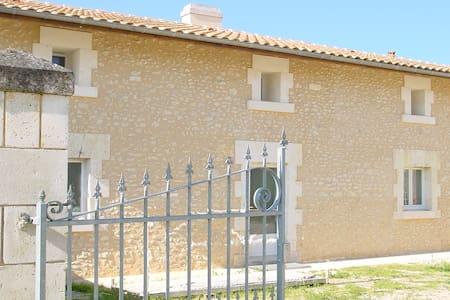 Charming cottage near Périgord - Chalais - Haus