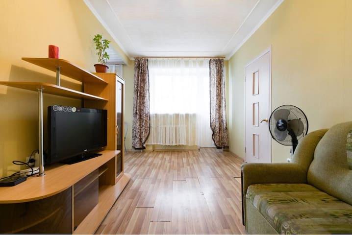 Двухкомнатная квартира в центре города - Kaluga