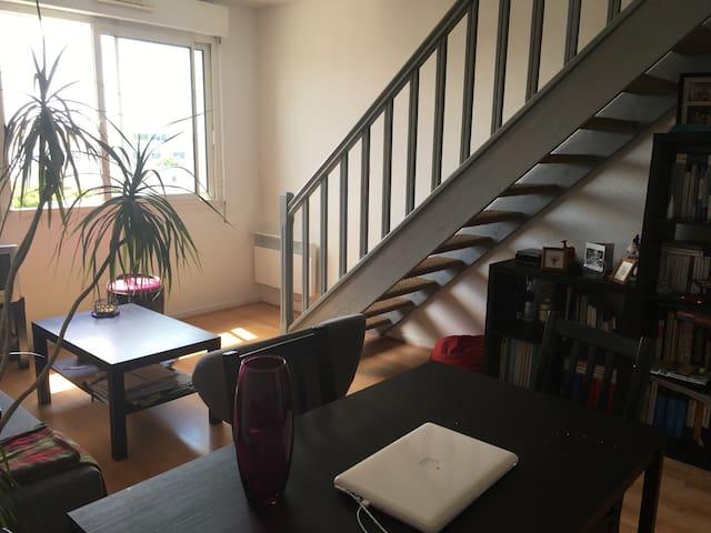Duplex 2 rooms - Bordeaux - Apartment
