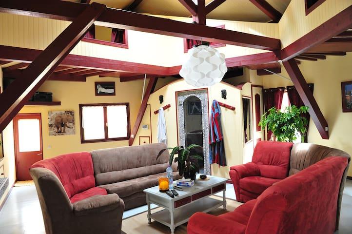 Chez Gillou - Boën-sur-Lignon - Gästehaus