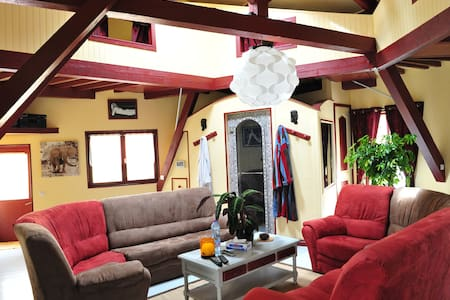 Chez Gillou - Boën-sur-Lignon - Ξενώνας