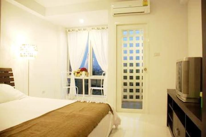modern-style apartment in Bangkok