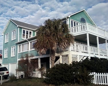 503 North - Kure Beach - Apartamento