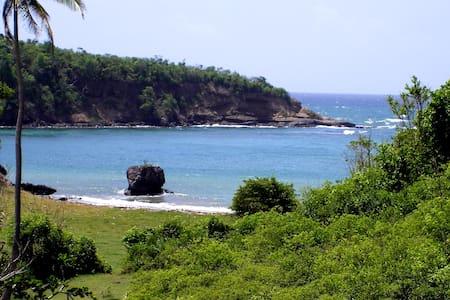 Amaryllis House: Crochu, Grenada - Crochu Harbour - Casa