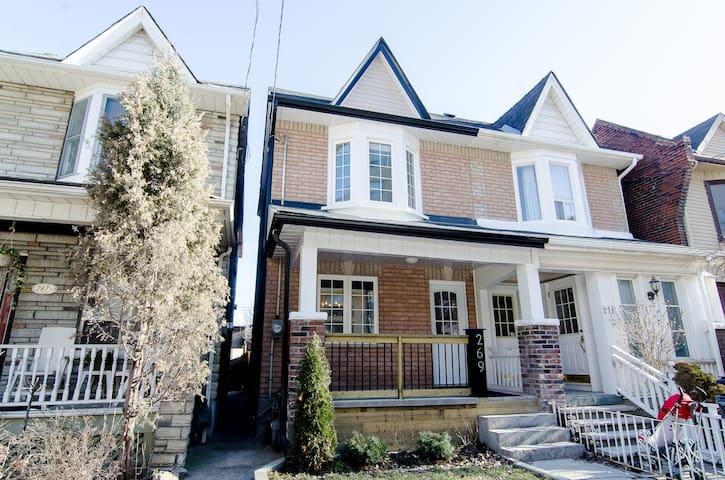 Elegant House - Toronto - Huis