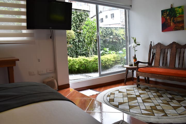 MANIZALES - CHIPRE, HABITACIÓN INDEPENDIENTE