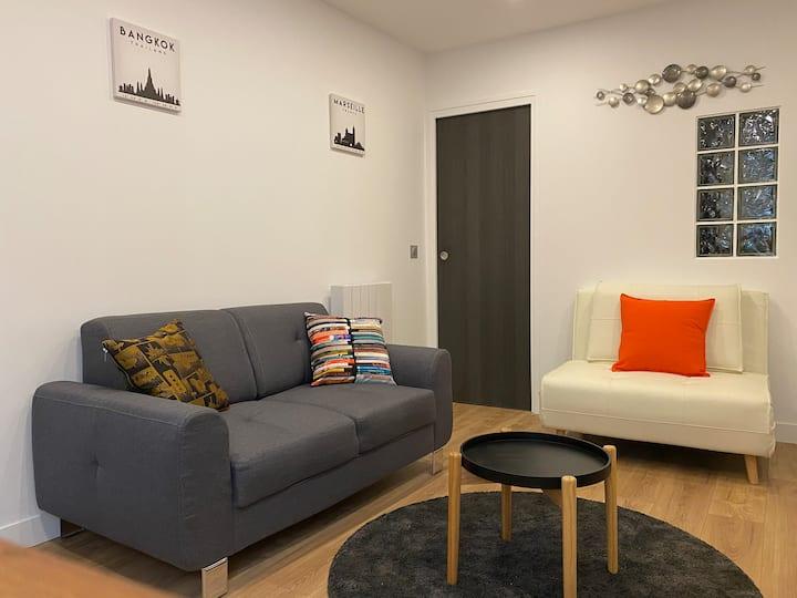 Magnifique appartement proche du Bois de Vincennes