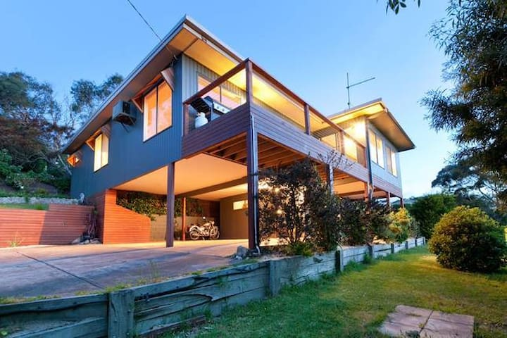 Amazing Bay Views - Rosebud - Huis