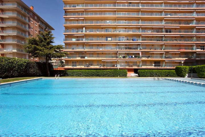 Beach Apartment Costa Maresme 6pax
