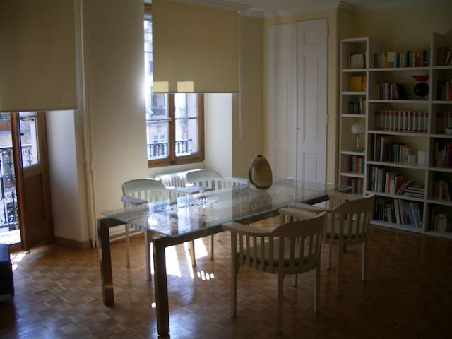 Luxury flat in Geneva city center - Genf - Wohnung