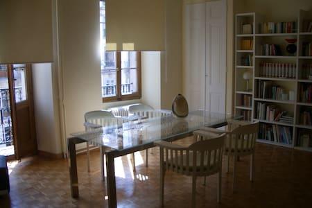 Luxury flat in Geneva city center - Geneve - Huoneisto