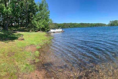 Newly Remodeled Home on Squash Lake Property