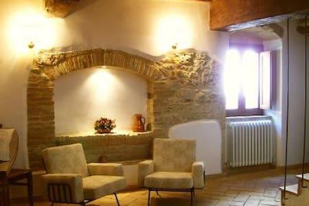 SanTerenziano Umbria beautiful loft - San Terenziano