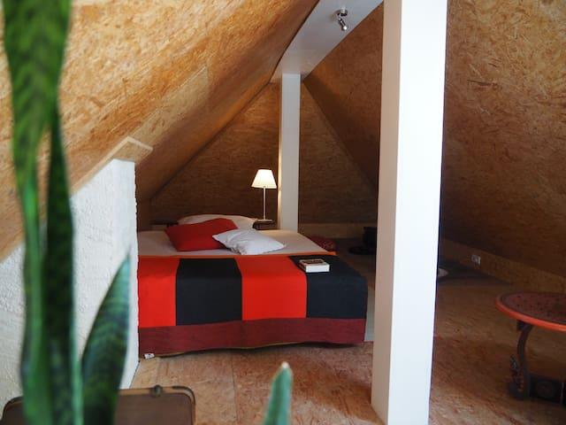 3 1/2 Zimmer-FeWo im Haus der Galerie Vayhinger - Singen (Hohentwiel) - Wohnung