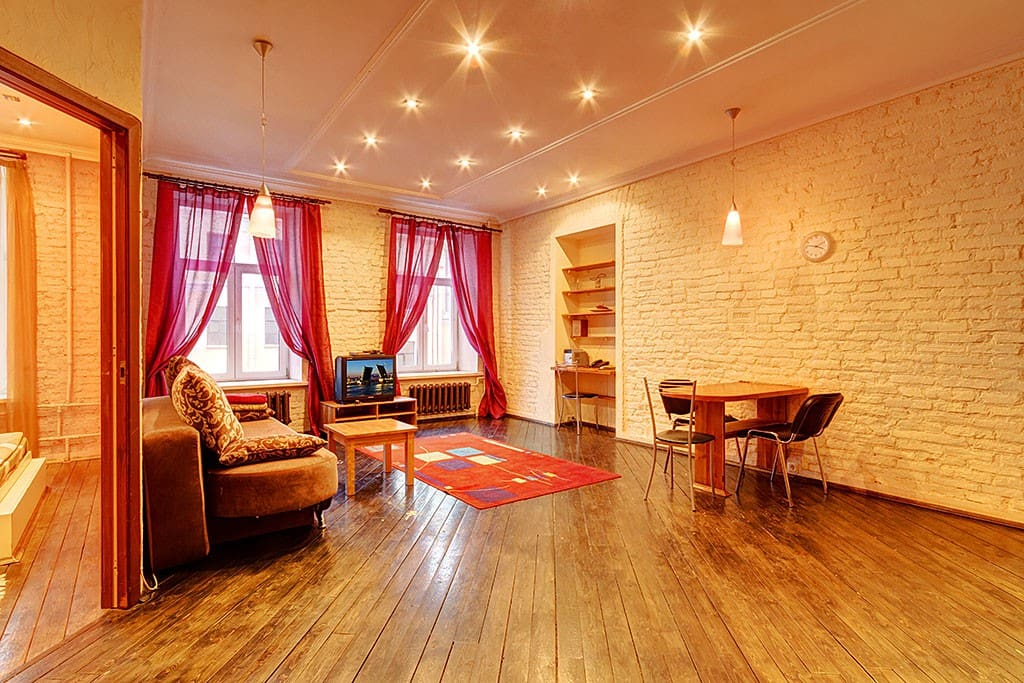 1 Bedroom Apartment On Nevsky Prospect 60 Serviced Apartments For Rent In St Petersburg Russia