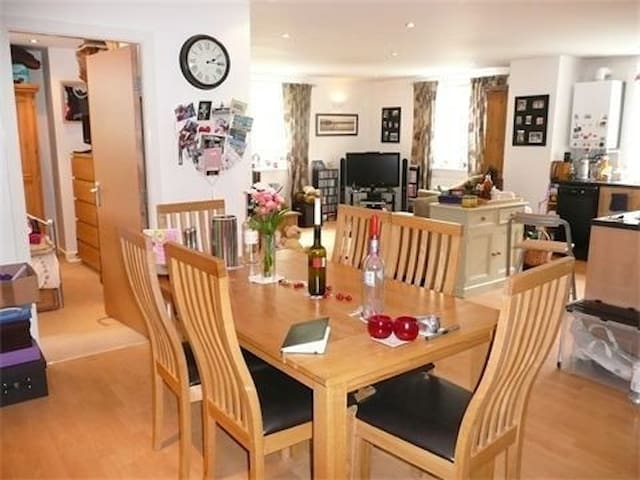 Beautiful Double Room on the Canal - Hebden Bridge - Apartemen