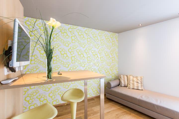 Altstadt - Terrasse - Pool - Studio