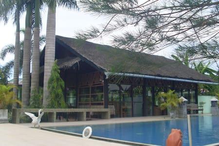 Green Paradise, B. Aceh- INDONESIA - Banda Aceh - Inap sarapan