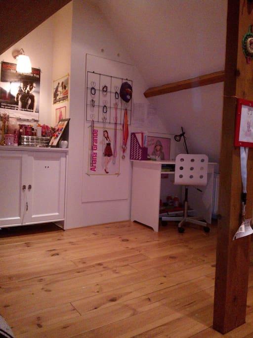 Room on upstairs