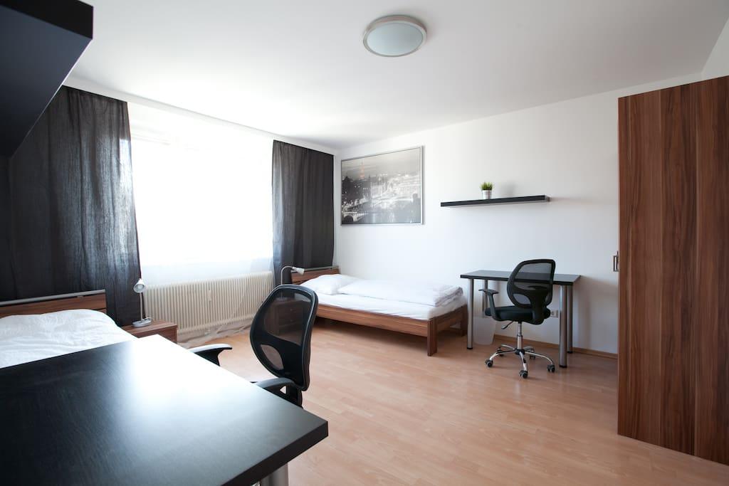 Doppelzimmer / double room 1