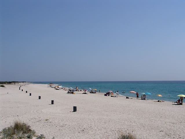 HOLIDAY IN SARDINIA 100 meters from - Siniscola - Apartament