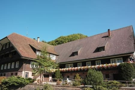 Original Black Forest Hideaway - Bed & Breakfast