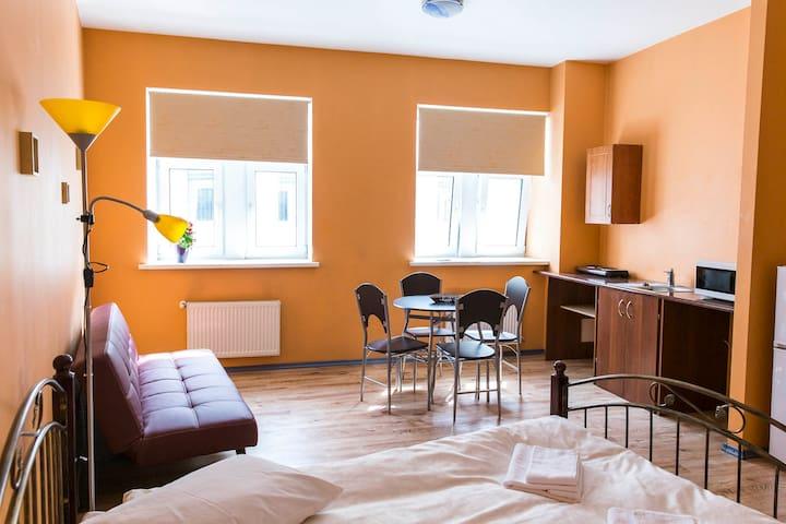Apartamenti Liepājā