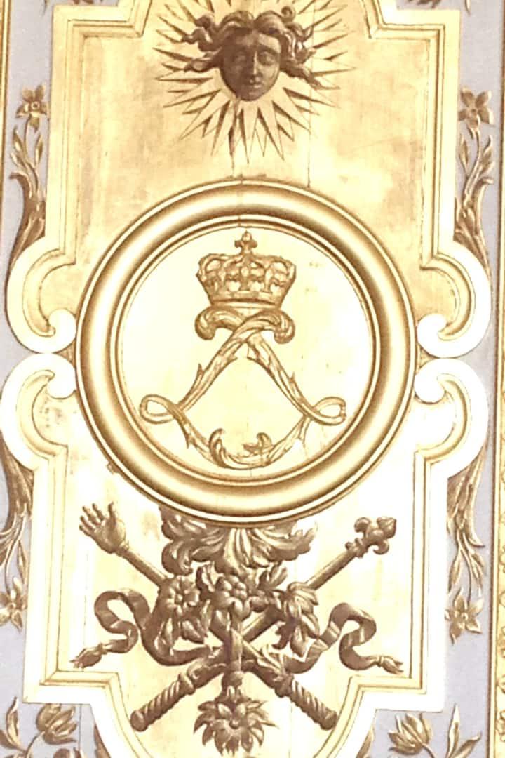 Versailles Palace (detail)
