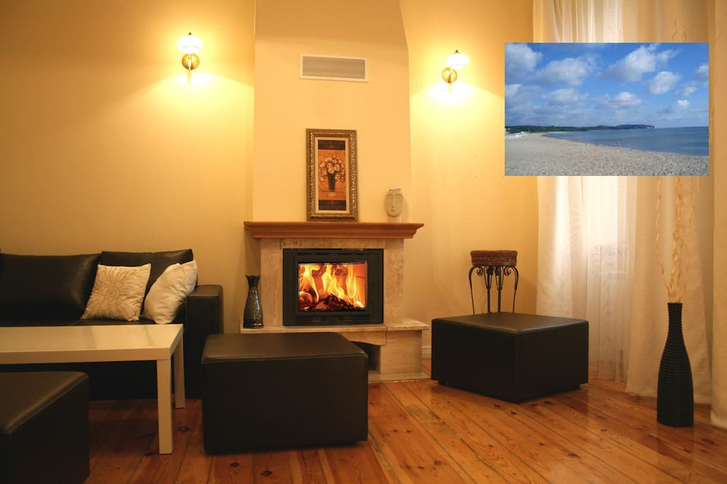 Living Room - Beach