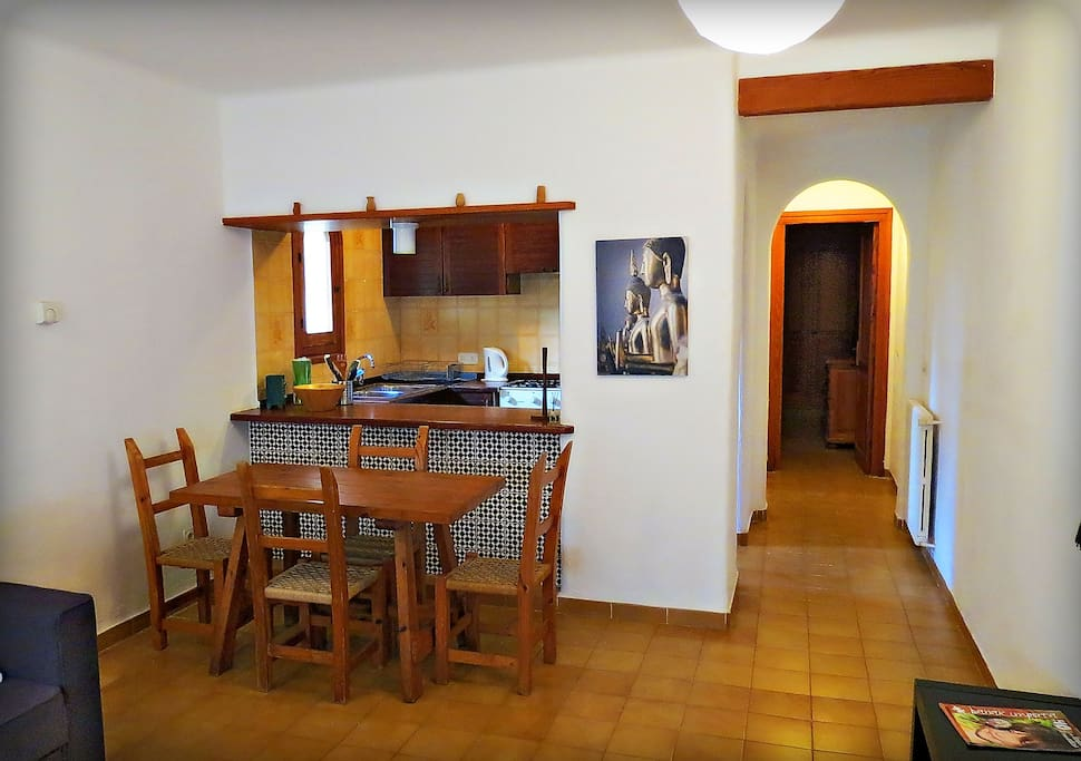 Santa Eulalia Seaside Apartment 2