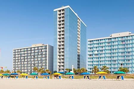 Seaglass Tower Myrtle Beach Oceanfront - Myrtle Beach - Multipropiedad