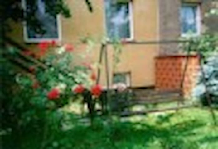 Apartment 40 m2 , centre Prag,free parking, garden