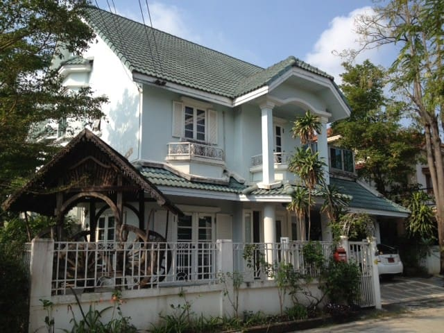 Big Home stay and Thai lifestyle - Banguecoque - Casa
