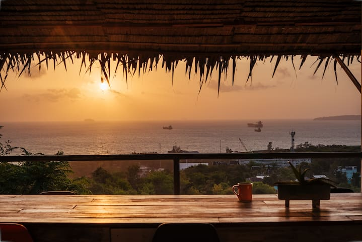 A different, beautiful, Phuket sunrise, every day.