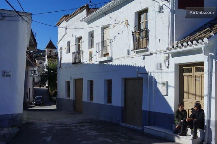 EL MOLINO DE ALCÓNTAR - Alcontar - Rumah