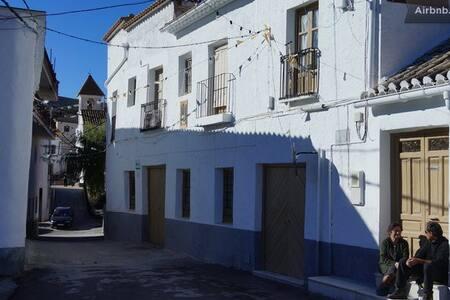 EL MOLINO DE ALCÓNTAR - Alcontar - Dům