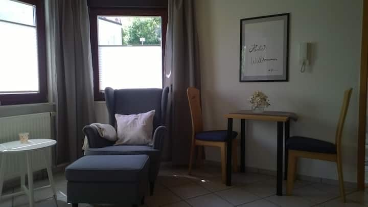 Nettes 1 Zimmer Apartment
