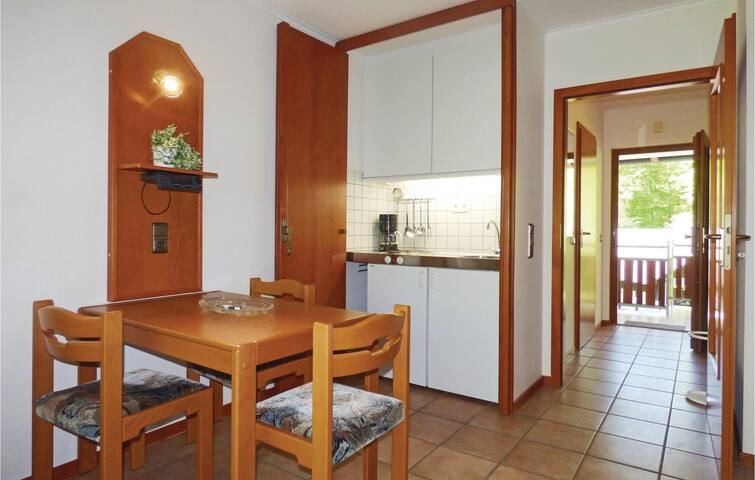 Holiday apartment with 1 bedroom on 35 m² DHU262