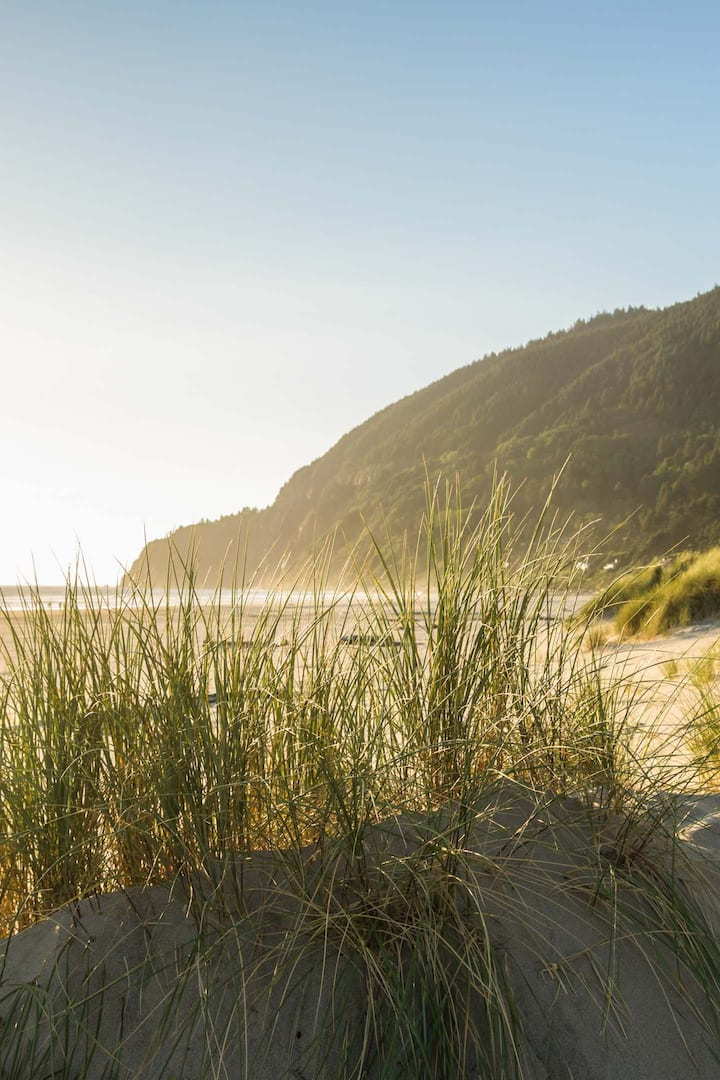 10 minutes from Manzanita Beach