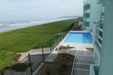 Oceanfront Condo on Secluded Beach - Canoa - Apartament
