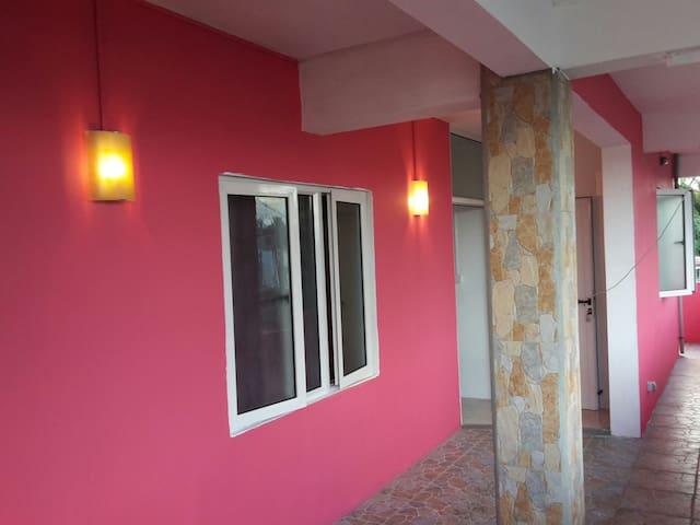 Paradisia Holiday Inn 7 - Trou d'Eau Douce - Huoneisto