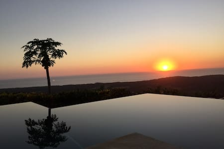 Ocean views, gorgeous sunsets, pool, concierge - Ostional - Casa