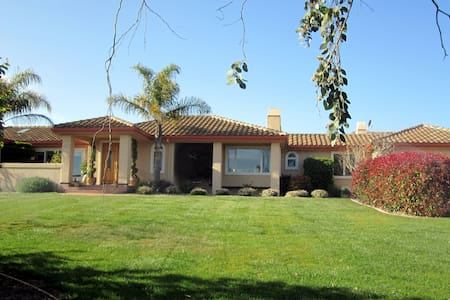 Country Estate Ranch Home - Aromas - House