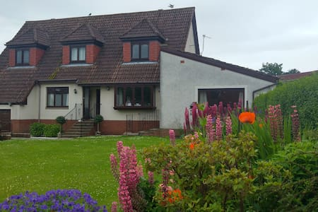 Stylish apartment close to Falkland and St Andrews - Auchtermuchty - Apartamento